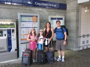 Final Stop: Coquitlam, BC
